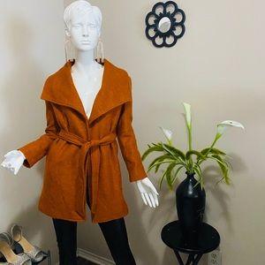 Piko 1988 spice colored pea coat